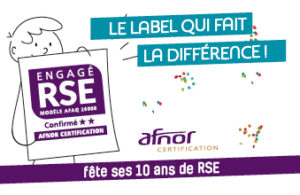 label Engage RSE banniere